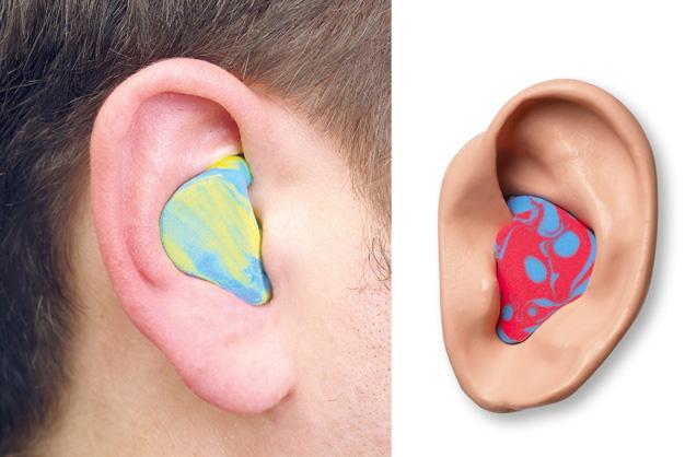 putty earplugs